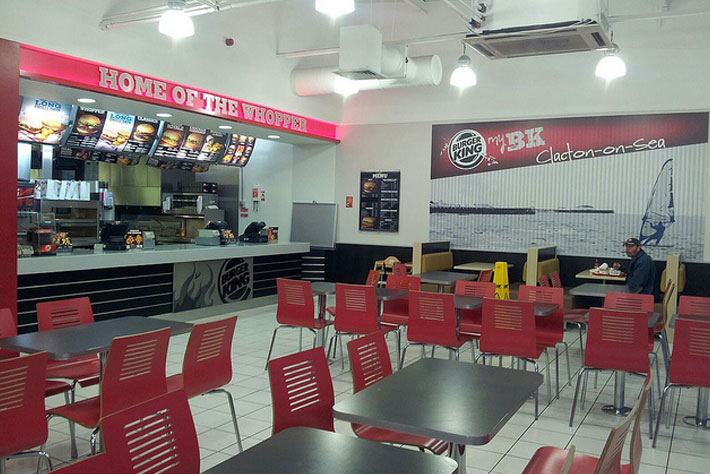 internal business environment of burger king Assignment on business environment  internal environment includes of 5 m's like management, money  burger king , pizza hut, kfc .