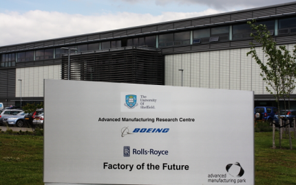 University of Sheffield Advanced Manufacturing Research Centre (AMRC)